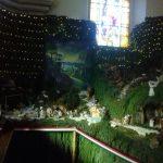 Vörs – Látogatás Európa legnagyobb templomi betleheménél