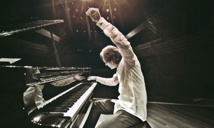 Bogányi Gergely zongoraestje a Müpában
