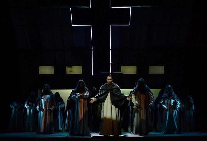 Don Carlos a Miskolci Nemzeti Színházban