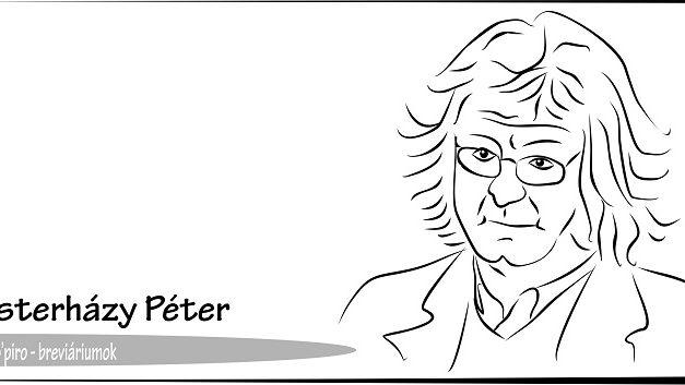 Esterházy Péter – Breviáriumok