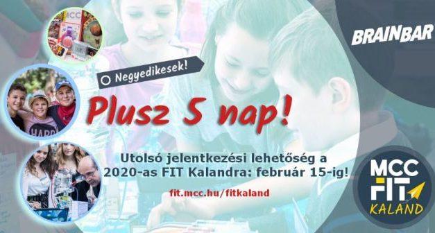 Indul a FIT KALAND országos tehetségverseny!