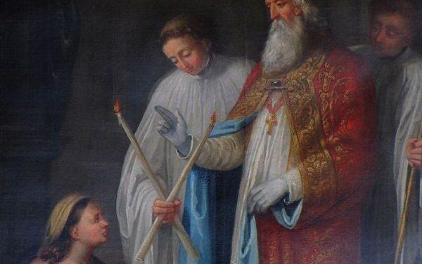 Szent Balázs püspök – Balázs-áldással a torokbaj ellen