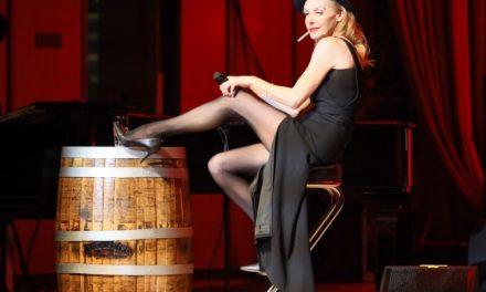 """Ute Lemper és Marlene Dietrich """"randevúja"""" a Müpában"""
