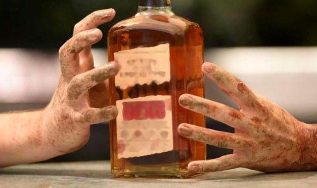 Whisky válogatás, mégpedig Walking Dead karakterekhez igazítva