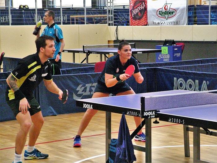 Országos asztalitenisz-bajnokság zajlott Kecskeméten