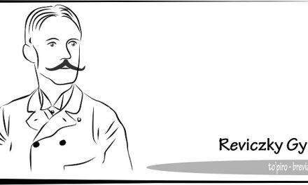Breviáriumok – Reviczky Gyula