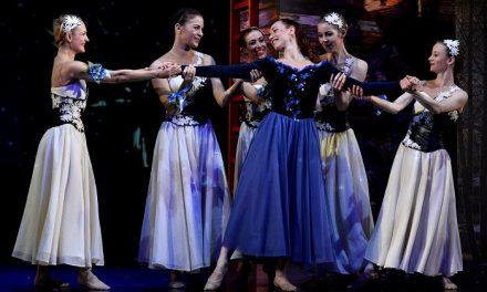 Rózsa és Ibolya – Mesebalett a Miskolci Balett előadásában