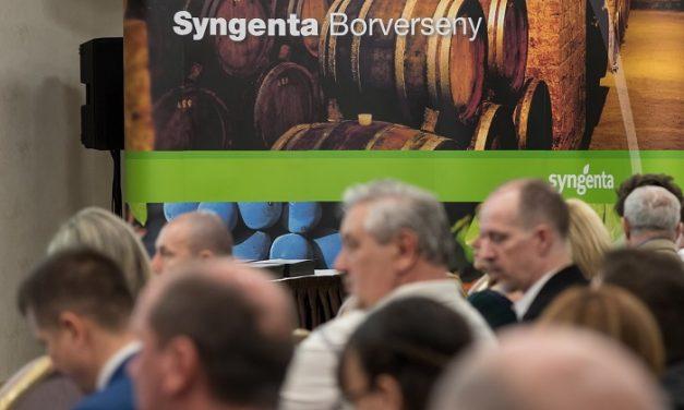 Remekelt a 2019-es évjárat a Syngenta Borversenyen