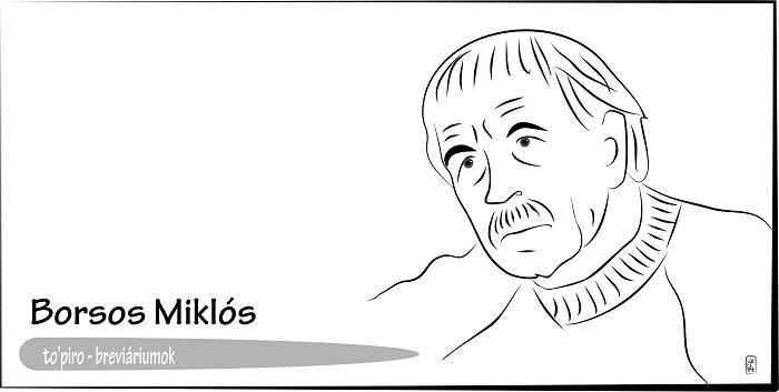 Borsos Miklós szobrász, grafikus – Breviáriumok