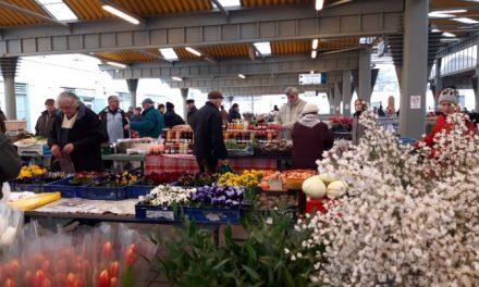 Húsvéti nyitva tartás a kecskeméti piacokon