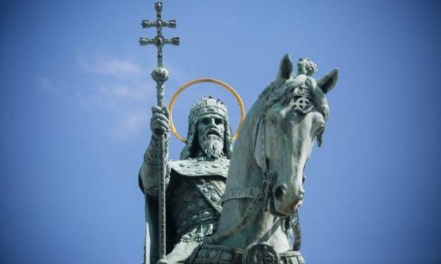 István király imája – Híres emberek imája