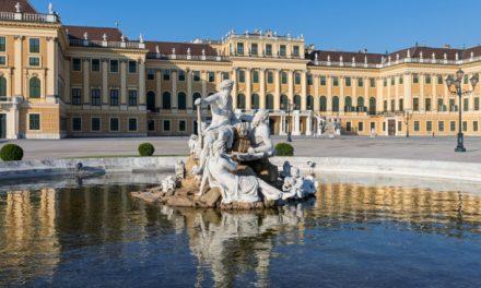 Virtuális séta Ausztriában 2. – Kirándulás Schönbrunnban