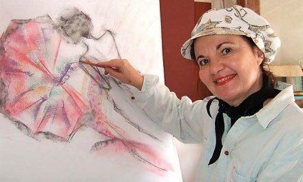 Barwanietz Melinda Bezerédi grafikusművész