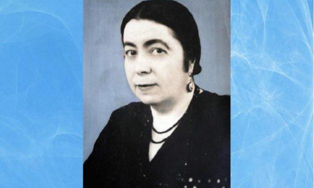 Berde Mária erdélyi író, költő – Híres emberek imája
