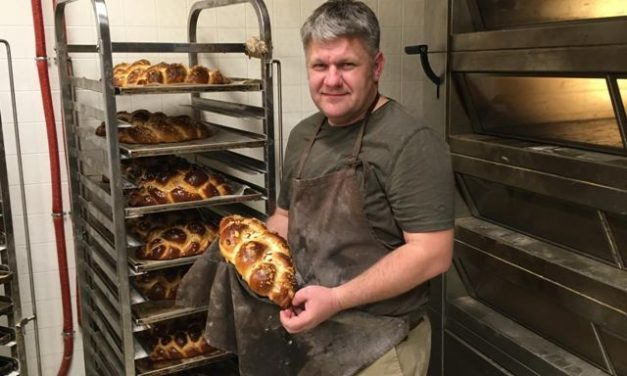 Király búzából született kovászos kenyér