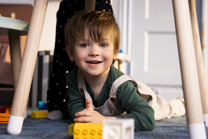 A LEGO Csoport segít a krízisben a családokon