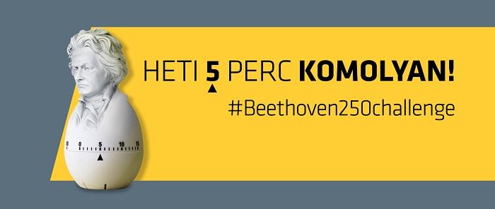 Heti 5 perc KOMOLYAN – Beethoven videósorozat