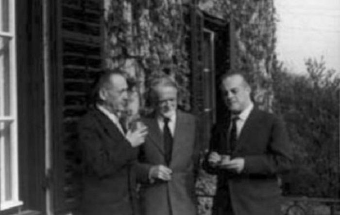 Megemlékezés Lajtha László népzenekutató tiszteletére