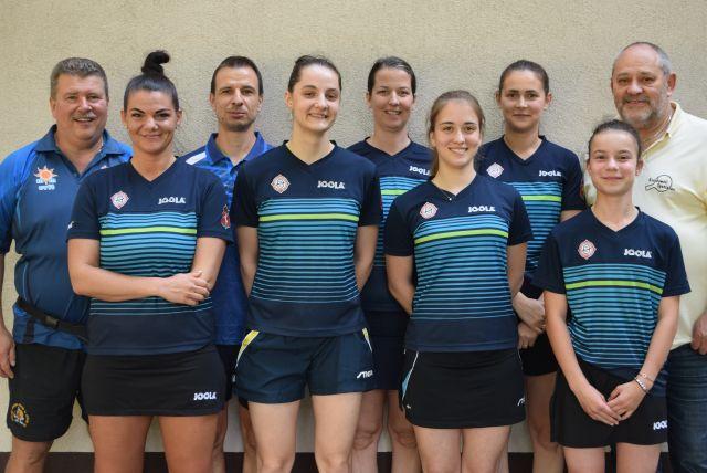 Asztalitenisz Női Extra Liga Final Four-Kecskemét-M4 Sport