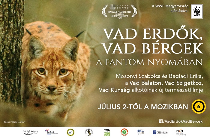 Vad erdők, vad bércek – Júliustól a mozikban a díjnyertes természetfilm