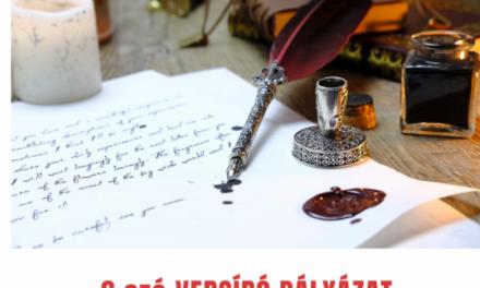 6 szó – Amatőr versíró pályázat eredmény
