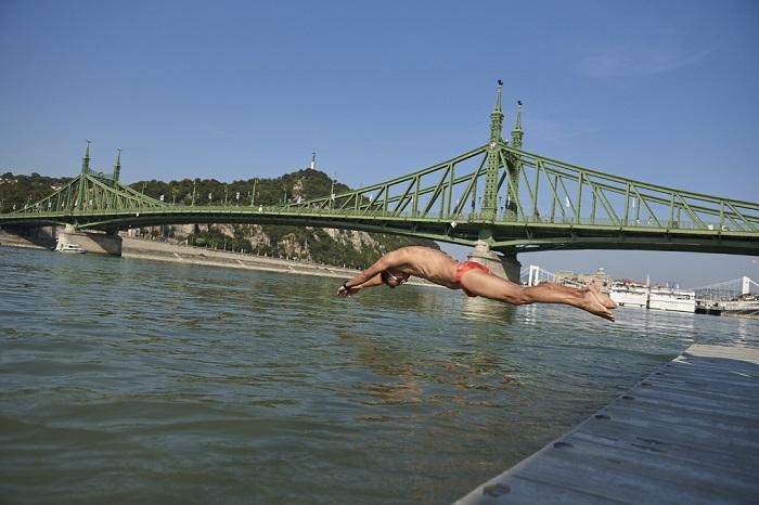 A Budapest Urban Games