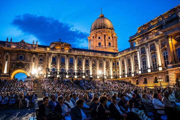 A Budavári Palotakoncert 2020 nyarán