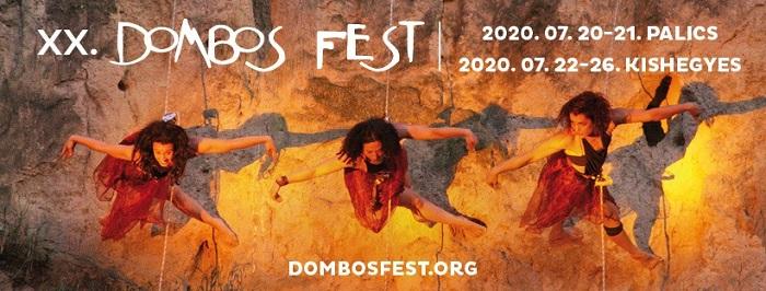 XX. Dombos Fest – A Vajdaságban vár rád