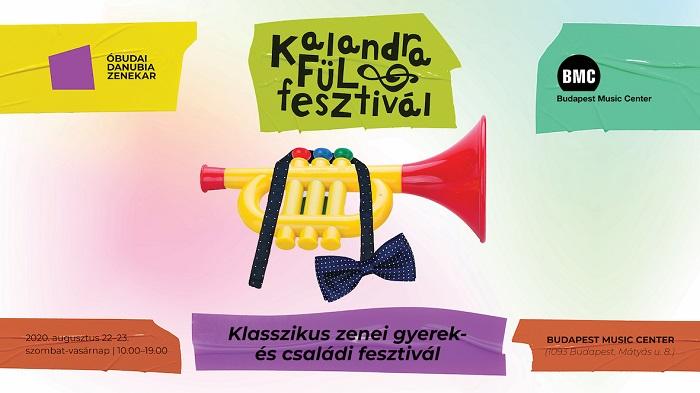 Kalandra Fül Fesztivál az Óbudai Danubia Zenekarral