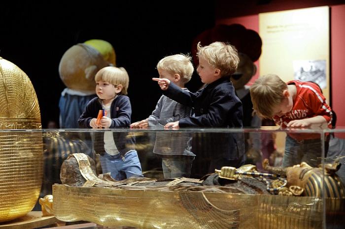 Tutanhamon kiállítás: grandiózus újranyitás!
