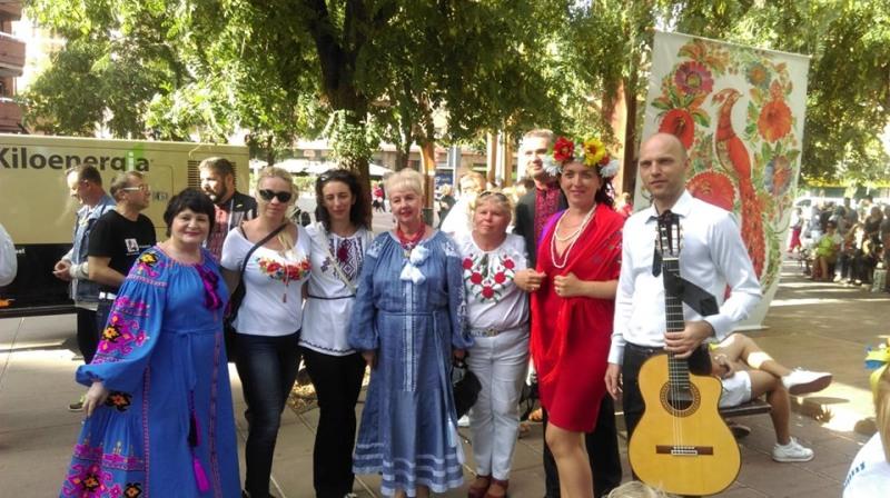 Zakar Irina – Ukrán hagyományápolás Veszprémben