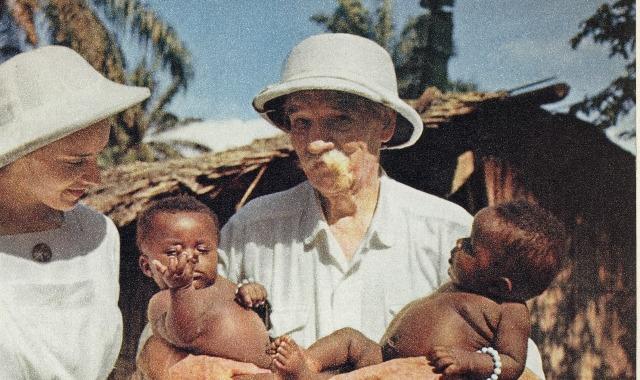 Albert Schweitzer születésének és halálának évfordulója