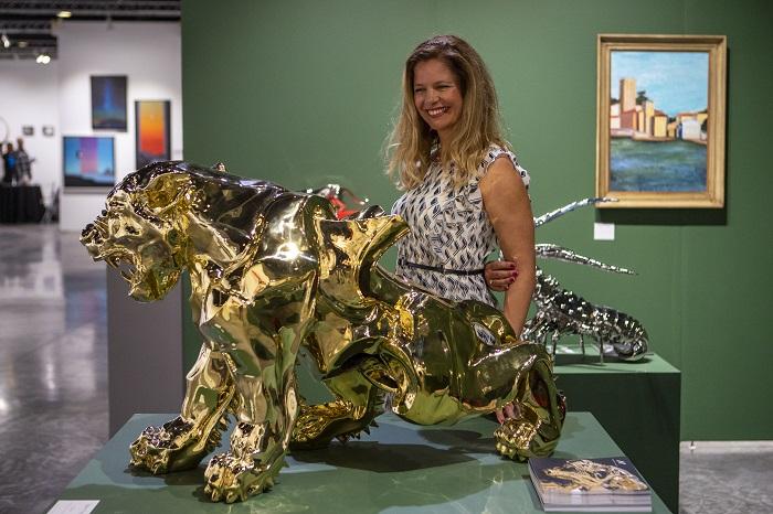 Ezek nem állatok! –Nagy Ágnes szobrászművész kiállítása