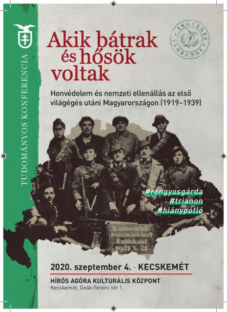 A Magyar Patrióták tudományos konferenciája