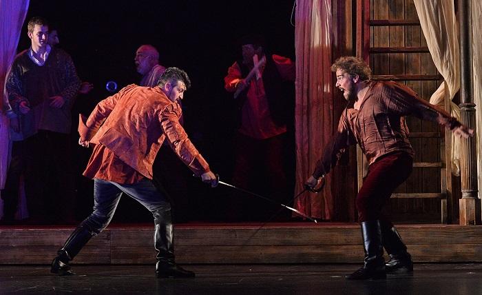 Szerelmes Shakespeare – bemutató Miskolcon