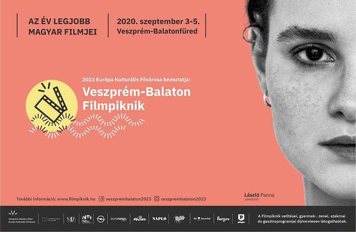 A Veszprém-Balaton Filmpiknik programja nyilvános