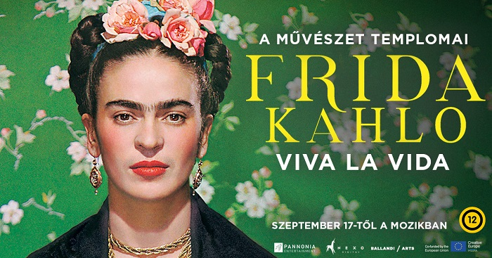 Frida Kahlo – Viva la Vida – A művészet templomai