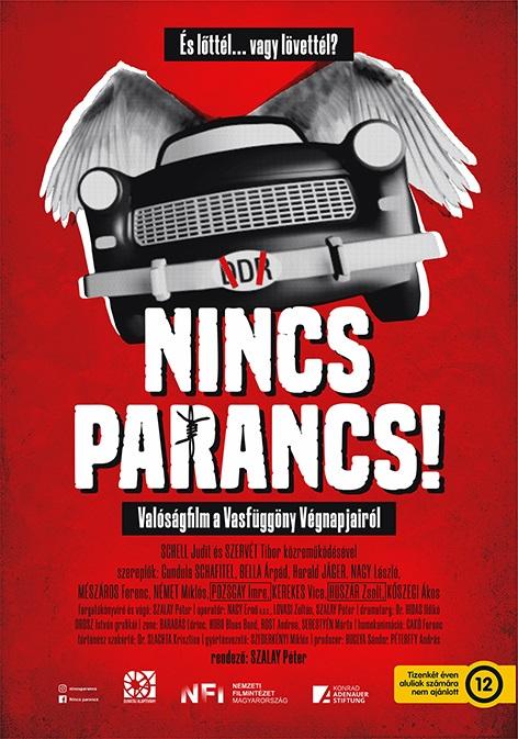 Nincs parancs! – Dokumentumfilm Európa sorfordító pillanatairól
