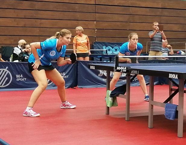 Megkezdődött a női asztalitenisz bajnokság Extra Ligája