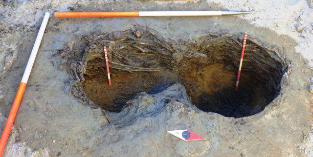 Régészeti feltárás Szalkszentmárton határában