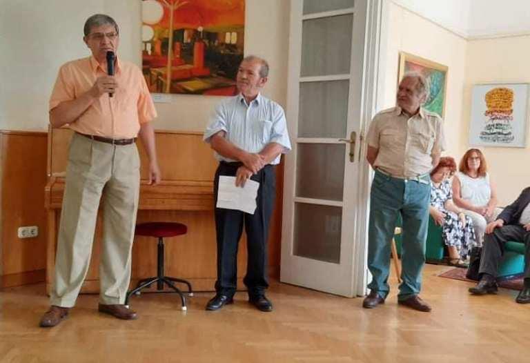 Szabolcsi Írótábor a Magyar Nemzeti Írószövetség szervezésében