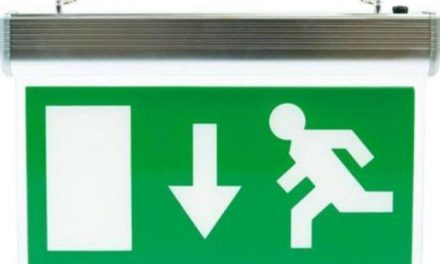 A legfontosabb tudnivalók a sokszor kulcsfontosságú Exit lámpákról