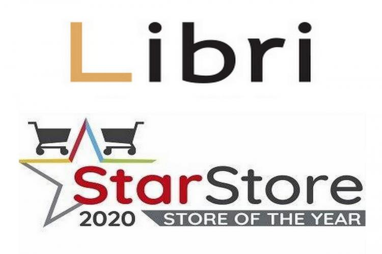 Irodalommal nyert a Libri a StarStore-on