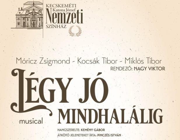 Musical az örök jóságról – Légy jó mindhalálig!