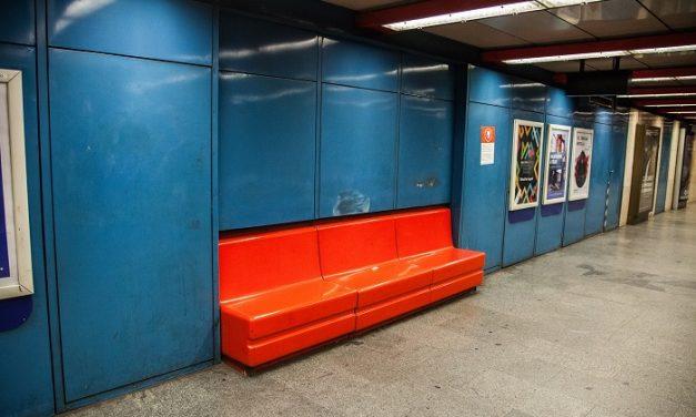 510 műtárgy került a 3-as metróból a Közlekedési Múzeum gyűjteményébe