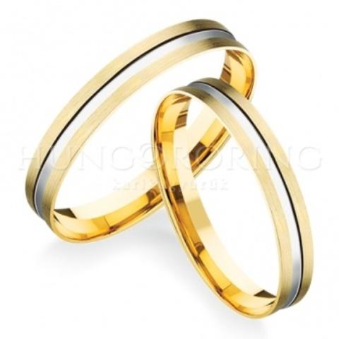 Karikagyűrűt olcsón?- A legtartósabb az arany
