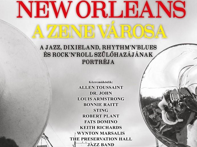 New Orleans – A zene városa – Elhalasztják a bemutatót