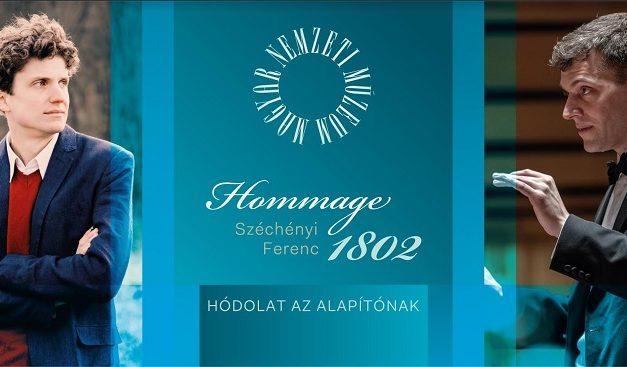 Hommage à Széchényi – A Budapest Sound Collective koncertje