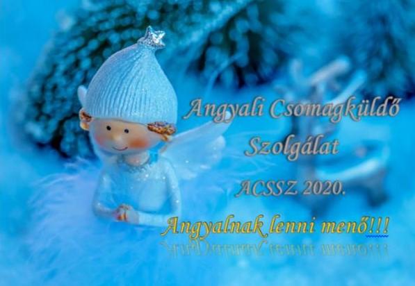 Angyali Csomagküldő Szolgálat – Angyalok kerestetnek