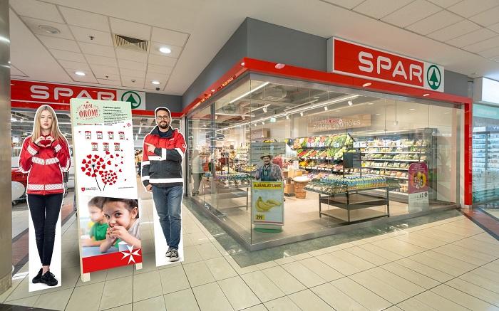 Adni Öröm! – indul a Magyar Máltai Szeretetszolgálat és a SPAR jótékonysági kezdeményezése